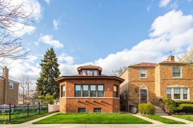 2836 W Fitch Avenue, Chicago, IL 60645 (MLS #11057889) :: RE/MAX IMPACT