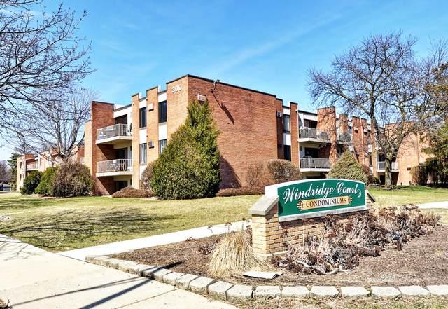 300 W Fullerton Avenue #322, Addison, IL 60101 (MLS #11057934) :: RE/MAX IMPACT