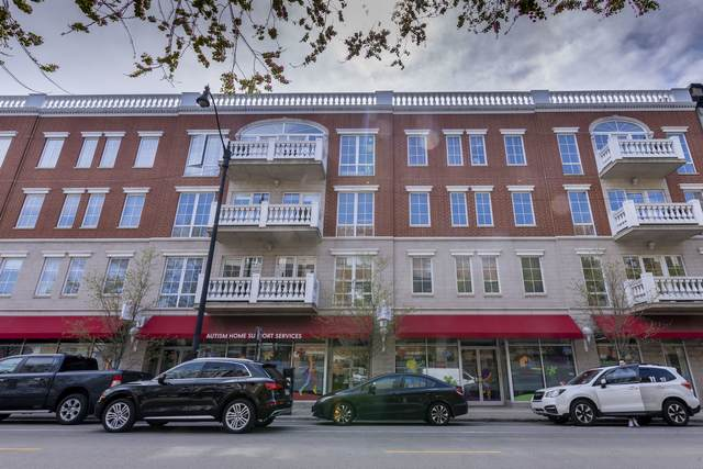 2762 N Lincoln Avenue #302, Chicago, IL 60614 (MLS #11057952) :: Jacqui Miller Homes