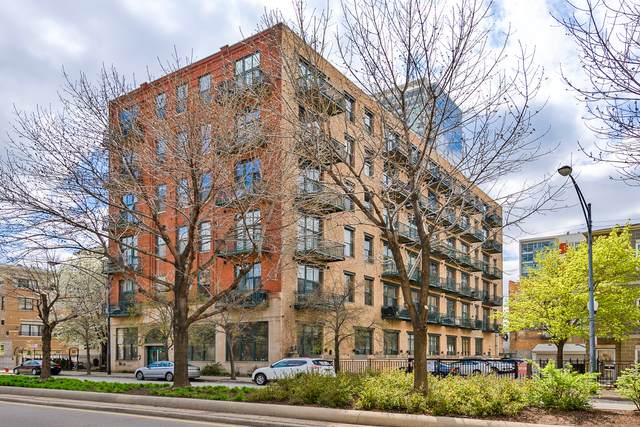 1632 S Indiana Avenue #403, Chicago, IL 60616 (MLS #11057967) :: Touchstone Group