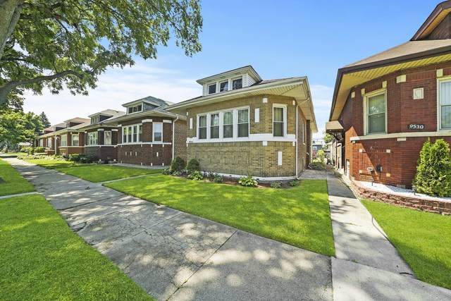 9532 S Greenwood Avenue, Chicago, IL 60628 (MLS #11057985) :: The Perotti Group