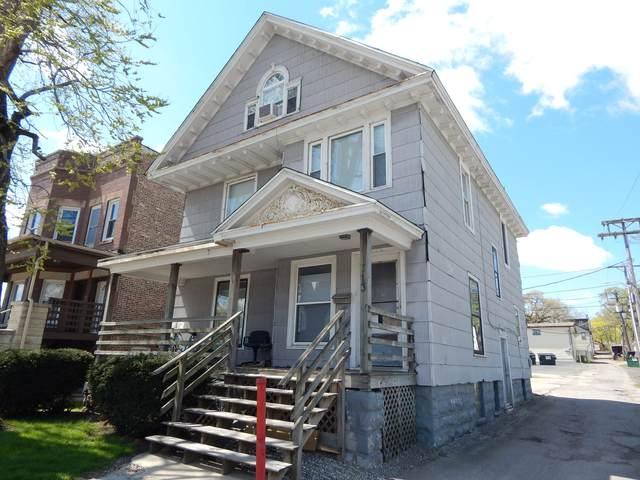 113 N Center Street, Joliet, IL 60435 (MLS #11057989) :: Ani Real Estate
