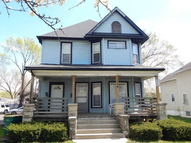 256 N Center Street, Joliet, IL 60435 (MLS #11057997) :: Ani Real Estate