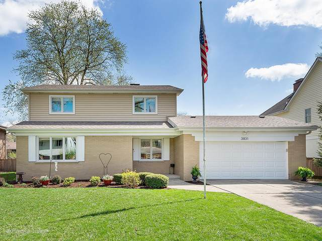 3831 Howard Avenue, Western Springs, IL 60558 (MLS #11057998) :: The Perotti Group