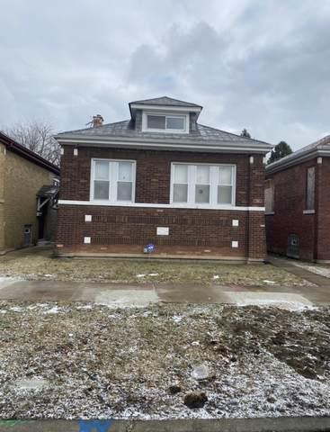 7145 S Maplewood Avenue, Chicago, IL 60629 (MLS #11058010) :: Ani Real Estate