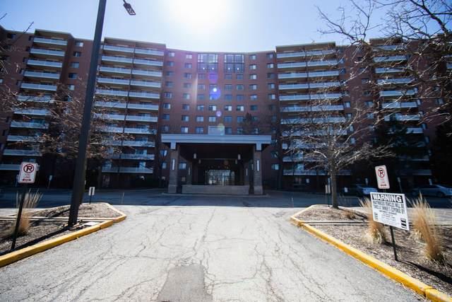 21 Kristin Drive #809, Schaumburg, IL 60195 (MLS #11058017) :: Ani Real Estate