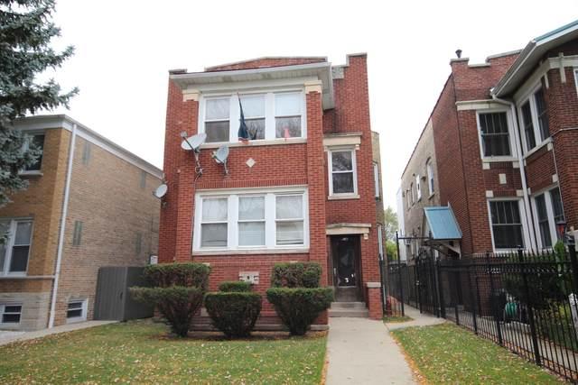 5236 W Cullom Avenue, Chicago, IL 60641 (MLS #11058022) :: Ani Real Estate