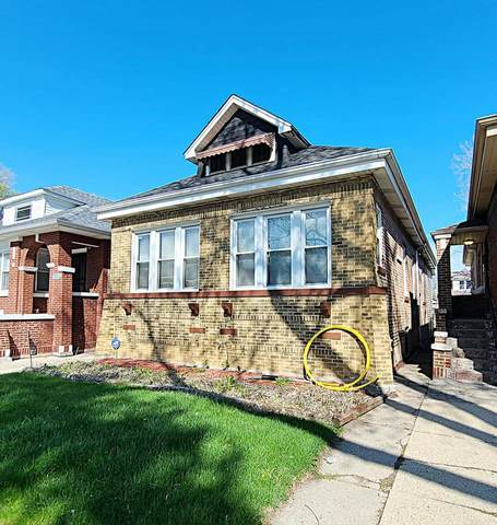 8237 S Kenwood Avenue W, Chicago, IL 60619 (MLS #11058039) :: Ani Real Estate