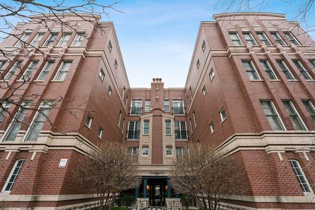 3845 N Ashland Avenue 2A, Chicago, IL 60613 (MLS #11058050) :: BN Homes Group