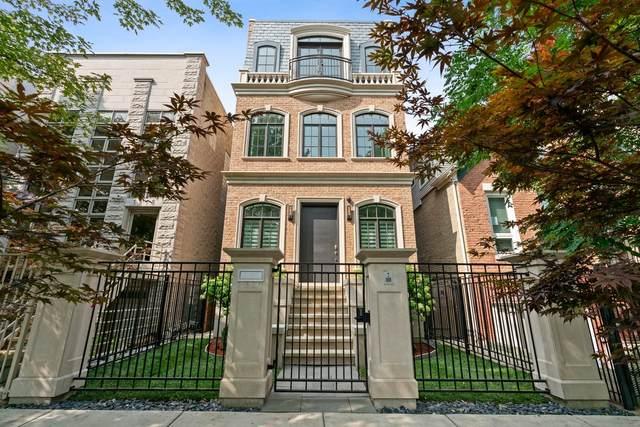 1320 N Leavitt Street, Chicago, IL 60622 (MLS #11058055) :: BN Homes Group