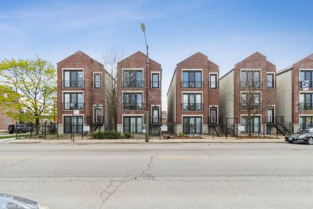 6635 W Belmont Avenue #1, Chicago, IL 60634 (MLS #11058064) :: BN Homes Group
