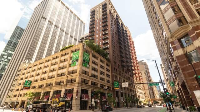 212 W Washington Street #710, Chicago, IL 60606 (MLS #11058107) :: Touchstone Group