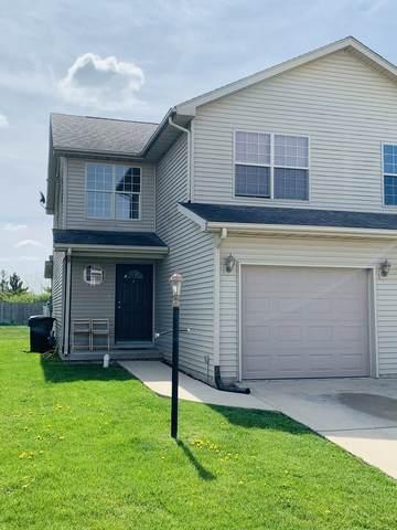 3433 Stoneway Court #3433, Champaign, IL 61822 (MLS #11058118) :: Helen Oliveri Real Estate