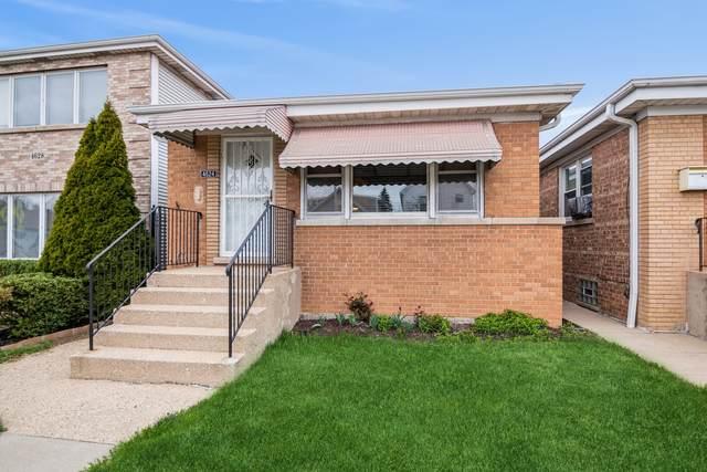 4624 W Addison Street, Chicago, IL 60641 (MLS #11058123) :: RE/MAX IMPACT