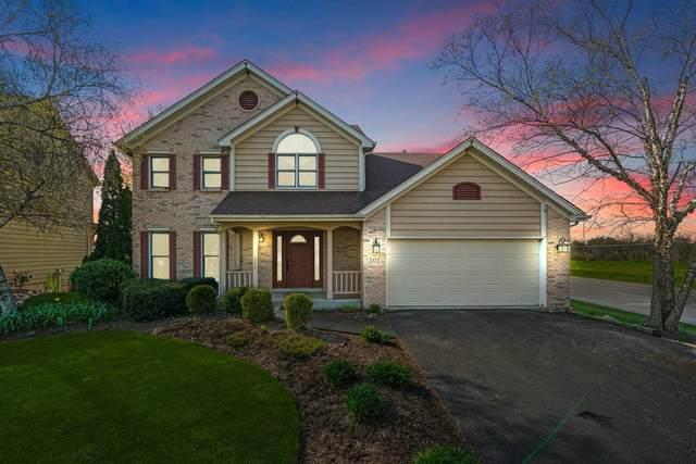 505 Blackberry Ridge Drive, Aurora, IL 60506 (MLS #11058143) :: Helen Oliveri Real Estate