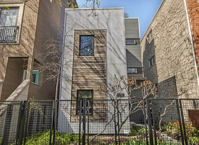 1404 W Ohio Street, Chicago, IL 60642 (MLS #11058153) :: Touchstone Group