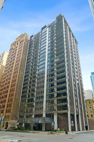 201 E Chestnut Street 23E, Chicago, IL 60611 (MLS #11058156) :: Jacqui Miller Homes
