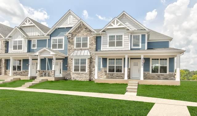 364 Hoffmann Drive #0, Buffalo Grove, IL 60089 (MLS #11058180) :: Lewke Partners