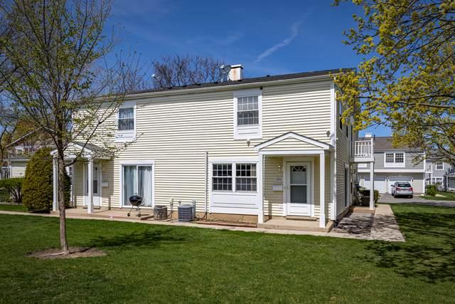 1237 Mae Court 17C, Wheeling, IL 60090 (MLS #11058243) :: Helen Oliveri Real Estate