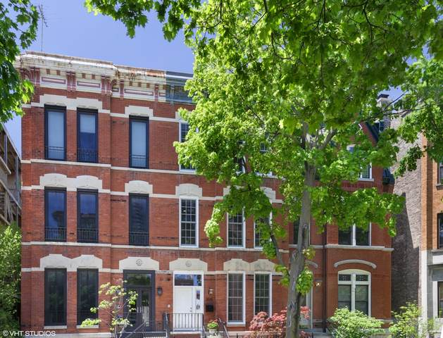 2010 N Cleveland Avenue, Chicago, IL 60614 (MLS #11058267) :: Touchstone Group