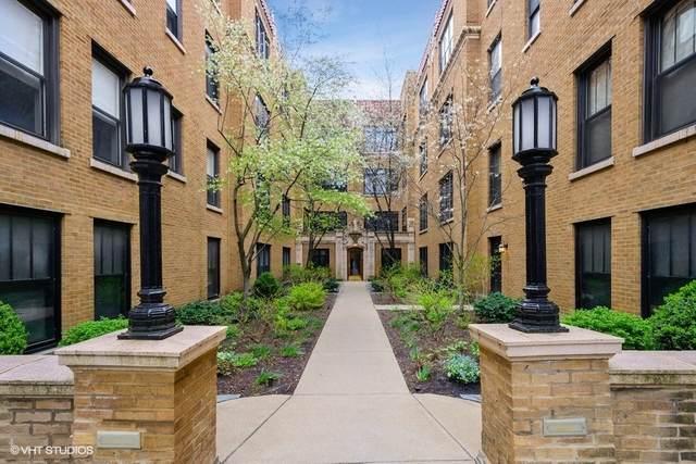 539 W Roscoe Street G, Chicago, IL 60657 (MLS #11058310) :: Touchstone Group