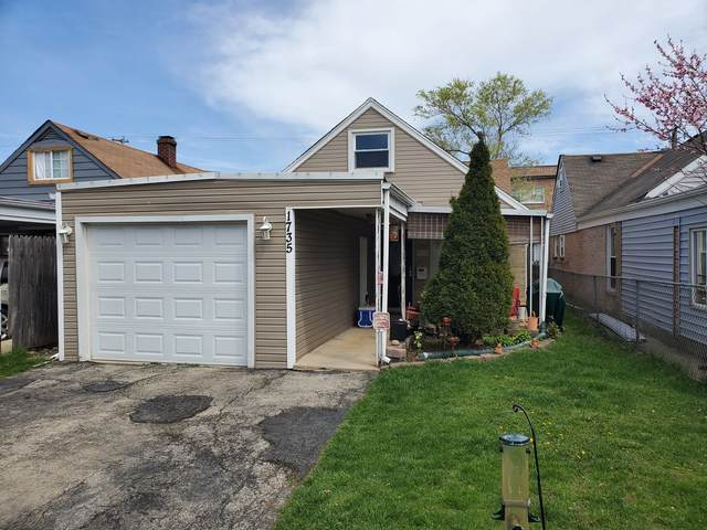 1735 N 43rd Avenue, Stone Park, IL 60165 (MLS #11058320) :: Littlefield Group