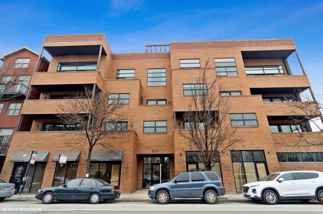 2216 W Armitage Avenue 2B, Chicago, IL 60647 (MLS #11058326) :: Touchstone Group
