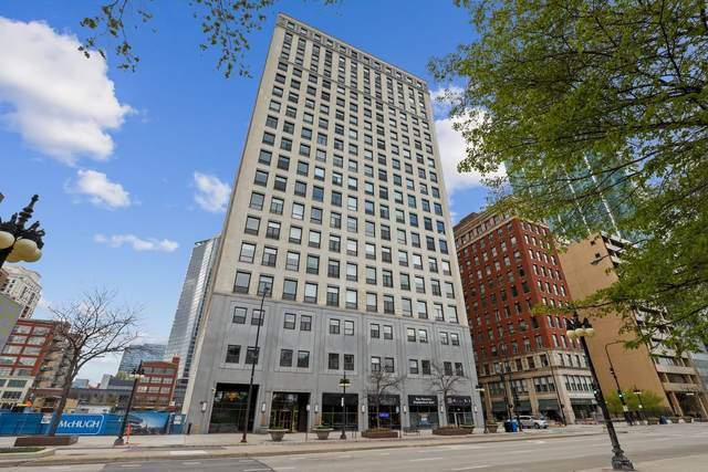 910 S Michigan Avenue #1517, Chicago, IL 60605 (MLS #11058355) :: Carolyn and Hillary Homes