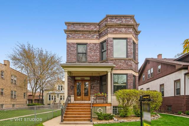 5333 N Sawyer Avenue, Chicago, IL 60625 (MLS #11058382) :: Helen Oliveri Real Estate