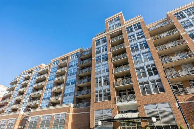 111 S Morgan Street #810, Chicago, IL 60607 (MLS #11058383) :: Touchstone Group