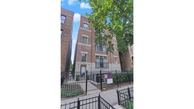 2444 N Seminary Avenue #1, Chicago, IL 60614 (MLS #11058392) :: Touchstone Group
