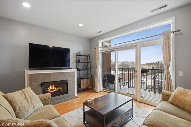 2472 W Foster Avenue #405, Chicago, IL 60659 (MLS #11058431) :: Touchstone Group