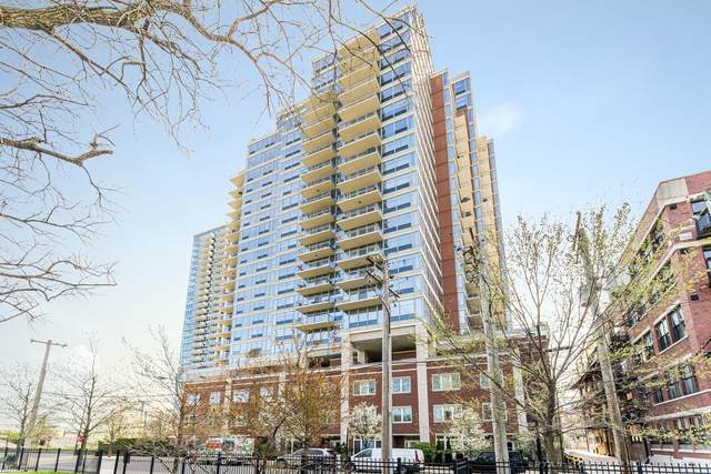 1600 S Prairie Avenue #1706, Chicago, IL 60616 (MLS #11058461) :: Touchstone Group