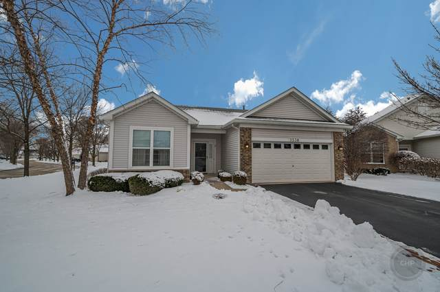 1538 Benzie Circle, Romeoville, IL 60446 (MLS #11058469) :: RE/MAX IMPACT