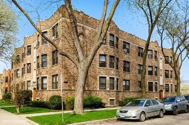 2414 W Thorndale Avenue #1, Chicago, IL 60659 (MLS #11058476) :: RE/MAX IMPACT