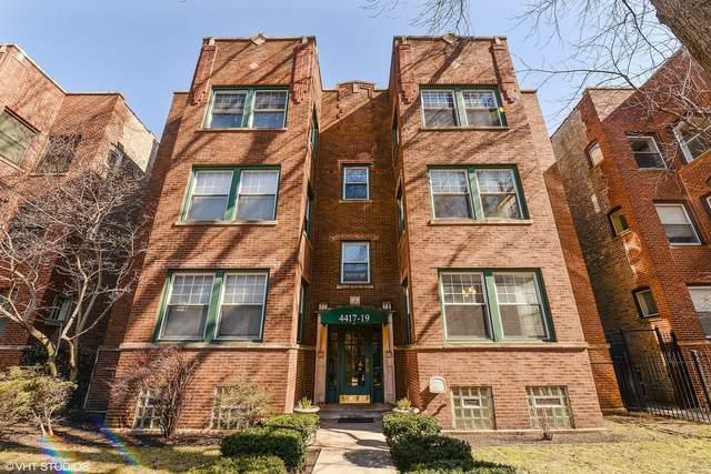 4417 N Beacon Street 1S, Chicago, IL 60640 (MLS #11058481) :: Touchstone Group