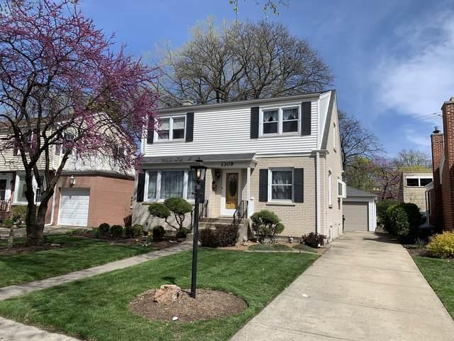 1309 S Greenwood Avenue, Park Ridge, IL 60068 (MLS #11058535) :: RE/MAX IMPACT
