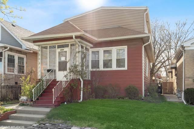 4444 N Cicero Avenue, Chicago, IL 60630 (MLS #11058539) :: RE/MAX IMPACT