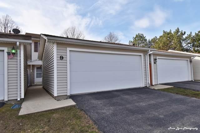 9 Woodsorrel Place, Woodridge, IL 60517 (MLS #11058545) :: Lewke Partners