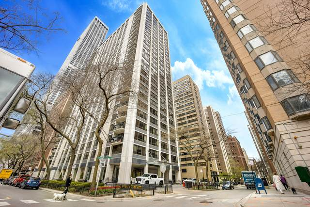 222 E Pearson Street #905, Chicago, IL 60611 (MLS #11058588) :: Helen Oliveri Real Estate