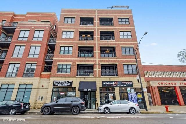 2708 N Halsted Street 3N, Chicago, IL 60614 (MLS #11058625) :: Touchstone Group