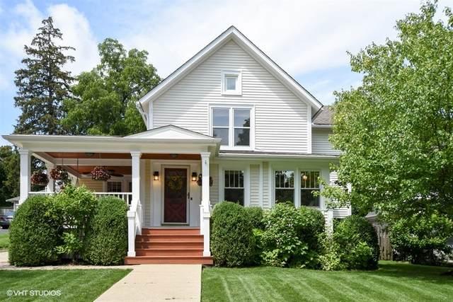 540 S Cook Street, Barrington, IL 60010 (MLS #11058631) :: Helen Oliveri Real Estate