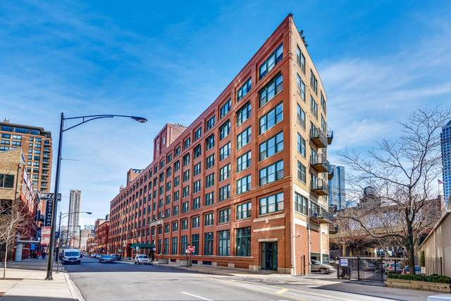 411 W Ontario Street #514, Chicago, IL 60610 (MLS #11058658) :: Carolyn and Hillary Homes
