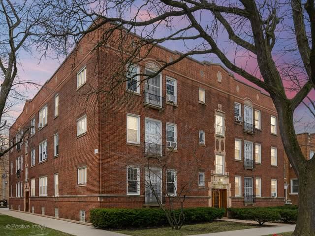 6600 N Artesian Avenue #3, Chicago, IL 60645 (MLS #11058670) :: RE/MAX IMPACT
