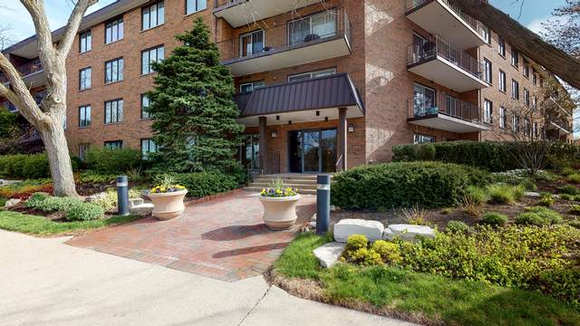 711 Oak Street #402, Winnetka, IL 60093 (MLS #11058693) :: RE/MAX IMPACT