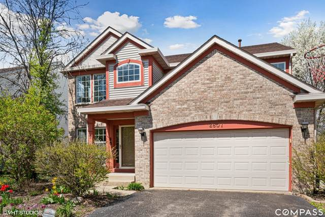 2607 Whitehall Lane, Naperville, IL 60564 (MLS #11058709) :: RE/MAX IMPACT