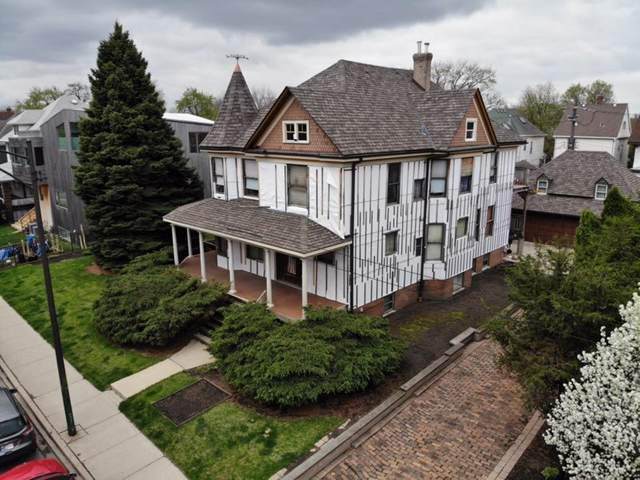 2524 N Kimball Avenue, Chicago, IL 60647 (MLS #11058786) :: RE/MAX IMPACT