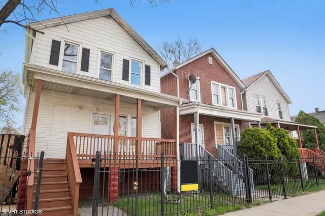 7321 S Kimbark Avenue, Chicago, IL 60619 (MLS #11058798) :: RE/MAX IMPACT