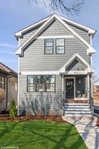 423 N Humphrey Avenue, Oak Park, IL 60302 (MLS #11058829) :: RE/MAX IMPACT