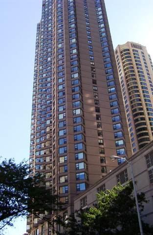 401 E Ontario Street #3204, Chicago, IL 60611 (MLS #11058957) :: Touchstone Group